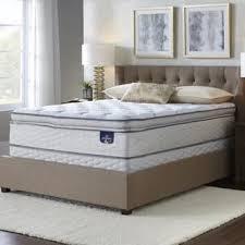 queen mattress bed. Modren Mattress Serta Westview Super Pillow Top Queensize Mattress Set Intended Queen Bed