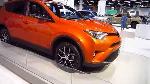 New 2016 Toyota RAV4 SUV - OC Auto Show, Anaheim, Orange County ...
