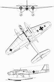 Heinkel he 115 blueprint