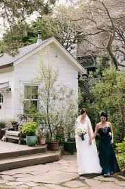 hastings house garden wedding in half moon bay california simoneanne com