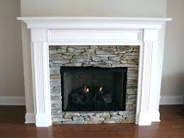 build a fireplace surround building