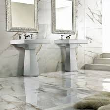 Small Picture A traditional luxury bathroom featuring white and grey CARRARA