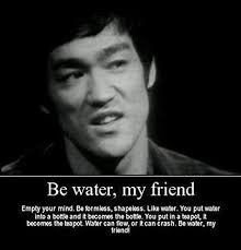 Bruce Lee Water Quote