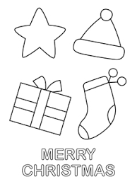 Small Picture Printable Christmas Coloring Pages Mr Printables