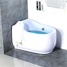 bathtubs with seats in them