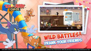 Tom and Jerry: Chase APK + OBB For Android - Approm.org MOD Free Full  Download Unlimited Money Gold Unlocked All Cheats Hack latest version