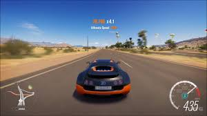 Forza Horizon 3 - Bugatti Veyron Super Sport 2011 | Top Speed 436 ...