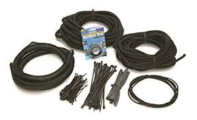 amazon com painless wiring 70920 power braid chassis kit automotive  at Painless Wiring Harness For 97 Dodge 1500 360