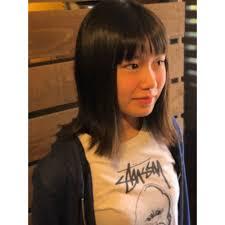 外ハネで女の子らしさアップ Hair Make Ganezaヘアーメイク