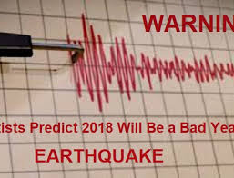Image result for earthquake prediction 2018