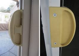 user submitted photos of patio screen door handles