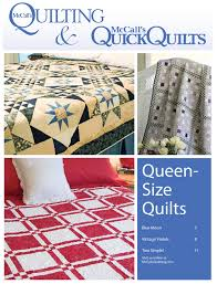 Free Queen Size Quilt Patterns - The Quilting Company & Queen Size Quilt Patterns for All Quilters! Adamdwight.com