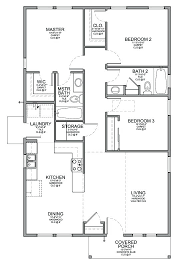 3 Bedroom Floor Plans Cool Decoration