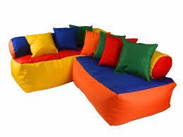 kids sofa set childrens bedroom nursery furniture corner seating soft play room