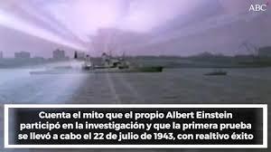 Resultado de imagen para EXPERIMENTO FILADELFIA 28 DE OCTUBRE
