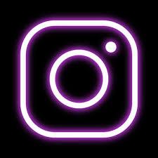 Wallpaper iphone neon, App icon