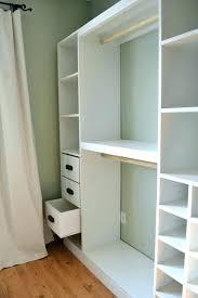 diy free standing closet build free standing closet wardrobe freestanding system your own diy freestanding closet