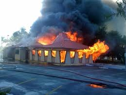 pizza hut building fire. Beautiful Fire This Building Certainly Used To Be A Pizza Hut  For Pizza Hut Building Fire Reddit