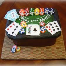 Husband 40th Birthday Cake Jerusalem House
