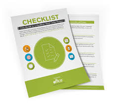 Work Order Process Workout Daily Checklist