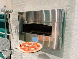 Ge Monogram Kitchen Appliances Ge Monogram Pizza Oven Release Date Price And Specs Cnet