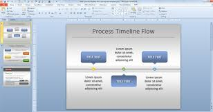 Process Timeline Template Powerpoint