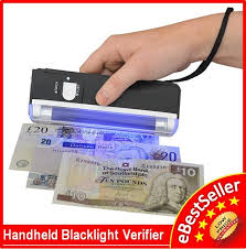 Handheld 17 12 Fake 5 09 end Bank 2020 Am Note Blacklight