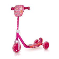<b>Самокат Larsen Girl</b> розовый – выгодная цена – купить товар ...
