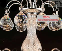 traditional crystal chandeliers lighting silver palace light luxury hotel lamp for bedroom guaranteed 100 9042 550