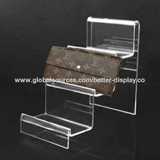 Plastic Stands For Display China Acrylic handbag display stands from Shenzhen Wholesaler 64