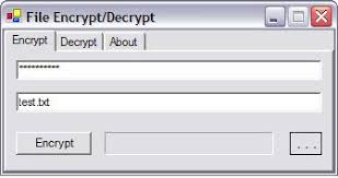 File Encryption Decryption With Hash Verification In C Codeproject