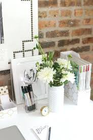 female office decor. Breathtaking How To Style A Desk 3 Ways For The Year Old Student Office Ideas Female Lawyer Decor