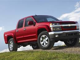 Chevrolet Announces New Colorado Midsize Pickup to be Built in ...
