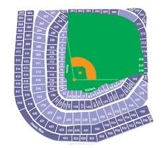 Wrigley Stadium Seating Chart Weigley Field Seating Chart 2020