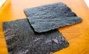 nori sheet nori toasted seaweed cooking tip youtube