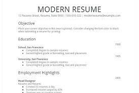Simple Resumes Templates Amazing Resume Format Samples Simple Resume Format Examples Resume Format