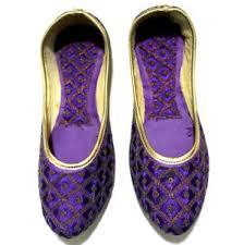 Mojari Size Chart Details About Us Size 8 Womens Jutti Traditional Punjabi Mojari Khussa Shoes Indian Flipflop