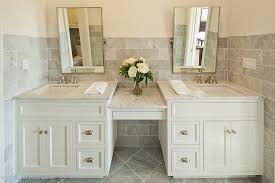 vintage bathroom vanity mirror. Vintage Bathroom Vanity Transitional With Floral Arrangement Mirrors Mirror T
