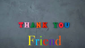 <b>Thank You</b> Messages For <b>Friends</b> - Appreciation & Funny