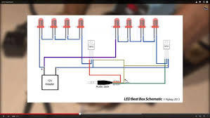 led beat box wiring diagram wiring diagram for you • sound activated led s doityourself com community forums rh doityourself com wiring diagram honda beat xlr jack wiring diagram