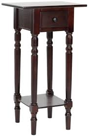 Charming Narrow Bedside Table Night Stand Images Decoration Ideas ...