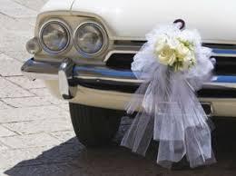 mariage nos idées déco pour la voiture