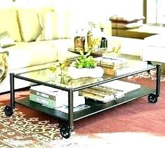 how to decorate a glass coffee table glass coffee table decor ideas centerpieces round decorate round