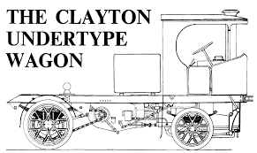 clayton steam truck plans and instructions