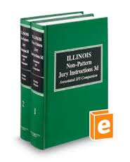 Illinois Pattern Jury Instructions Adorable Illinois NonPattern Jury Instructions 48d Legal Solutions