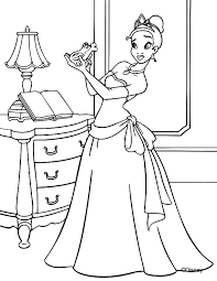 Find more coloring pages online for kids and adults of frozen elsa disney princess christmas coloring pages to print. Disney Princess Coloring Pages To Print Or Do Digitally Theme Park Professor