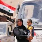 Syrian Media: Hundreds of Refugees Returning From Lebanon