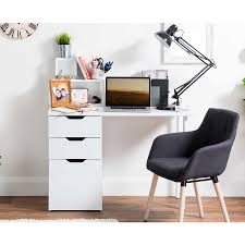 high office desk. Prestbury High Gloss Office Desk - Home Desks Furniture \u0026 Storage