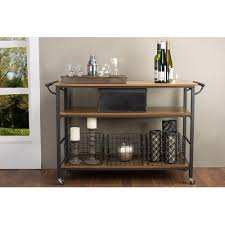 YLX-0001-KC Mobile Kitchen Storage Cart - Lancashire