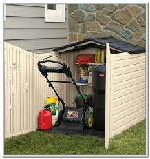 lawn mower storage storge riding building how to build a box ideas lawn mower storage